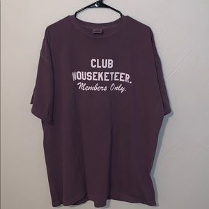 Disney Mouseketeer Shirt